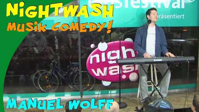 Nightwash Manuel Wolff Pachelbel Musik Comedy