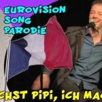 Eurovision Comedy, Pipi Hip Hop aus Frankreich!