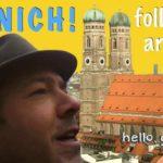 Follow me around in Munich, Bayern München :-)