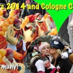 Cologne Carnival and the Academy Awards!