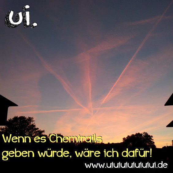 - chemtrails