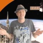 Mit dem Kölner Dom in den Weltraum!