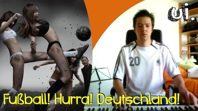 WM 2014 Fußball WM Song Hurra Deutschland!