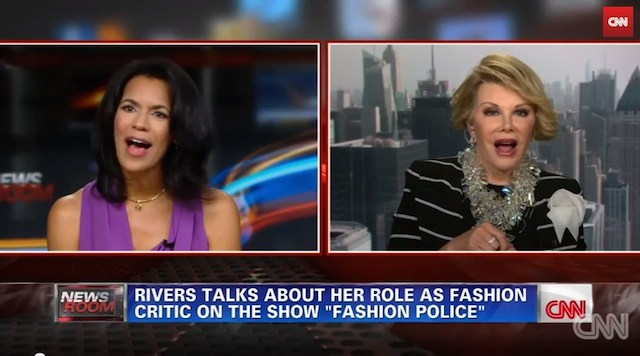 Joan Rivers CNN Interview