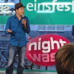 Stand Up Comedy Auftritt Manuel Wolff