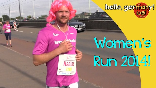 women's run cologne 2014