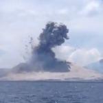 Unglaubliches Video von Vulkanausbruch