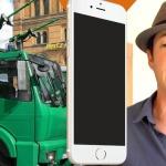 iPhone 6 Fanboys verdienen Wasserwerfer!
