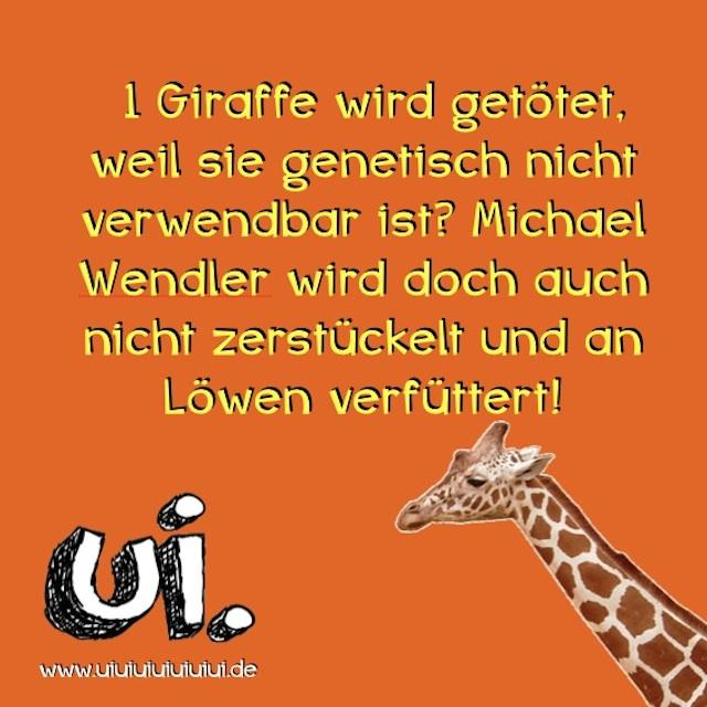 giraffen toeten