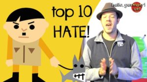 top ten youtube hater comments