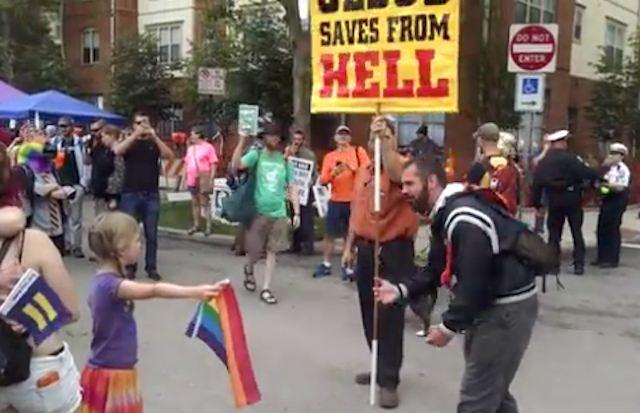 gegen homophobie
