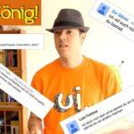 Mit Youtube Kommentaren T-Shirts gewinnen!