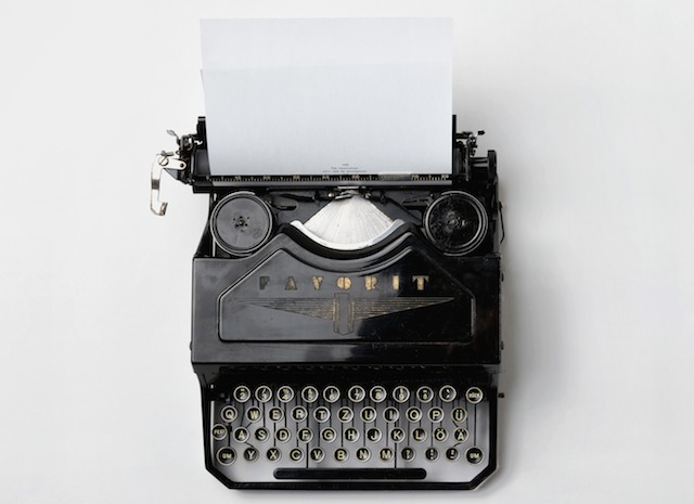 schoene deutsche woerter schreibmaschine favorit