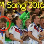 Europameisterschaft 2016! Der Song, der Deutschland zum Sieg führt…