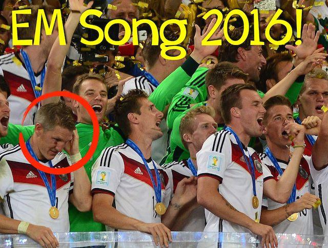 fussball em 2016 song deutschland hurra
