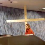 Was macht Jesus in Köln?