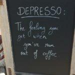 Was wäre ein Welt ohne Kaffee?