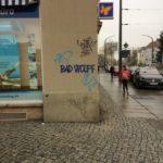 Gesehen in Dresden