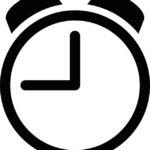 Wieviel ist eine halbe Stunde?