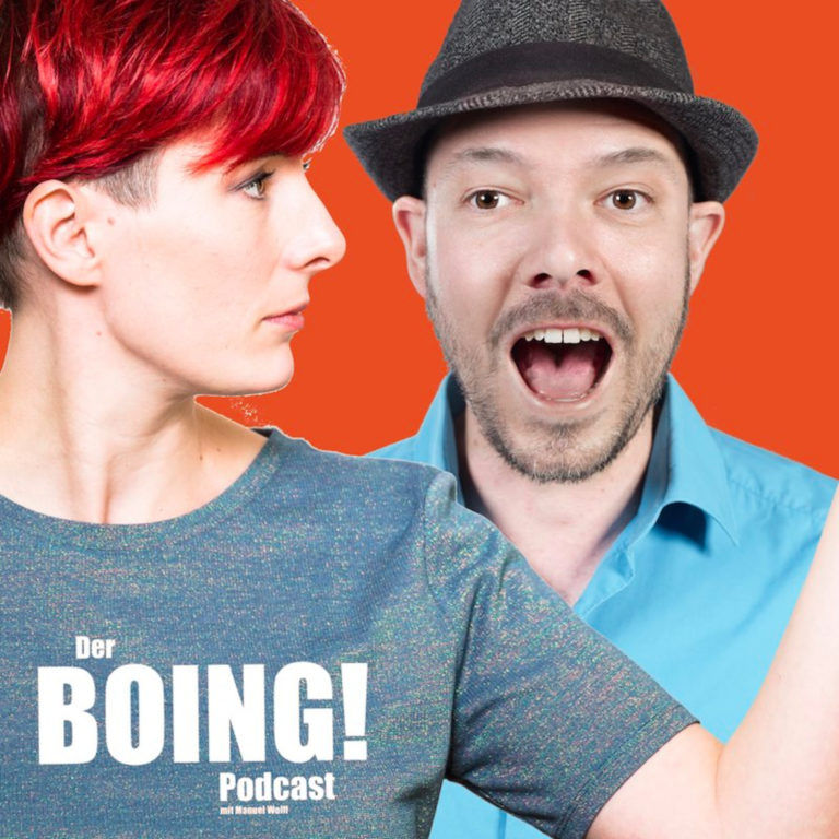 Lisa Spielmann / Der BOING! Podcast – Folge 19